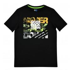 koszulka chłopięca krótki rękaw - GT-4289