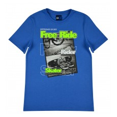 koszulka chłopięca krótki rękaw - GT-4344