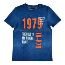 koszulka chłopięca krótki rękaw - GT-4387