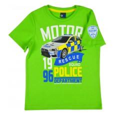 koszulka chłopięca krótki rękaw - GT-4372