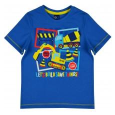 koszulka chłopięca krótki rękaw - GT-4396