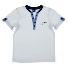 elegancka koszulka chłopięca - GT-4351