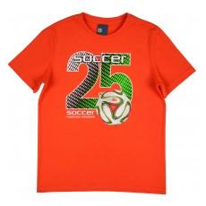 koszulka chłopięca krótki rękaw - GT-4423