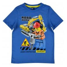 koszulka chłopięca krótki rękaw - GT-4438