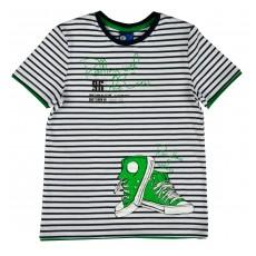 koszulka chłopięca krótki rękaw - GT-4258