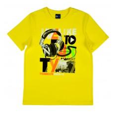 koszulka chłopięca krótki rękaw - GT-4317