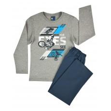 piżama chłopięca długi rękaw - GT-4512