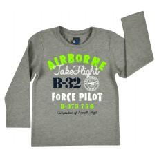bluza ze szczotkowanej bawełny - GT-4573