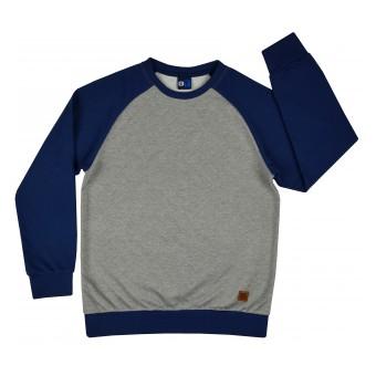 pikowana bluza młodzieżowa