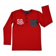 bluza chłopięca polo - GT-4631