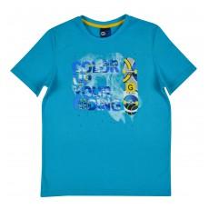 koszulka chłopięca krótki rękaw - GT-4467