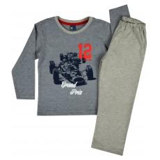 piżama chłopięca długi rękaw - GT-4659