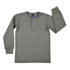 elegancka ciepła bluza chłopięca - GT-4673