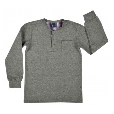 elegancka ciepła bluza chłopięca - GT-4674