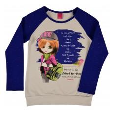 bluza dziewczęca - A-6268