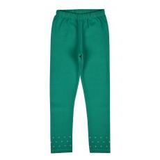 legginsy dziewczęce a`la jeans - A-4801