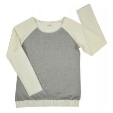 bluza z dodatkiem złotej nitki - A-6346