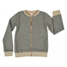 bluza dziewczęca długi zamek - A-6347