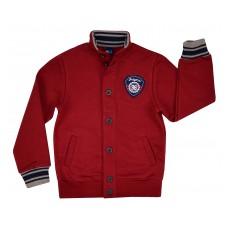 ciepła rozpinana bluza chłopięca - GT-4769