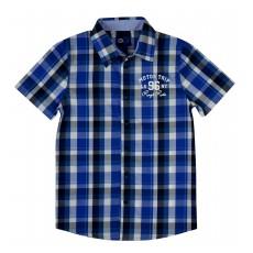 koszula chłopięca krótki rękaw - GT-4393
