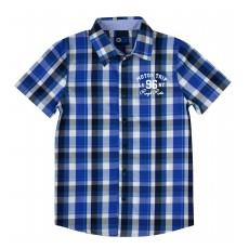 koszula chłopięca krótki rękaw - GT-4392
