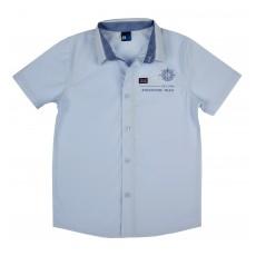 koszula chłopięca krótki rękaw - GT-5047