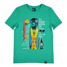 koszulka chłopięca krótki rękaw - GT-5094