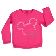 cieplutka bluza dziewczęca - A-6304