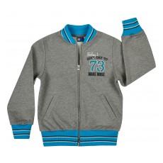 bluza chłopięca długi zamek - GT-4764