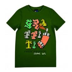 koszulka chłopięca krótki rękaw - GT-3642