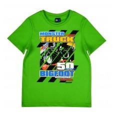 koszulka chłopięca krótki rękaw - GT-5212
