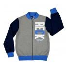 bluza młodzieżowa długi zamek - GT-5312