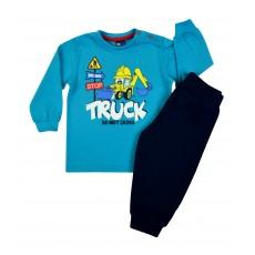 komplecik chłopięcy z cienką bluzką - GT-5292