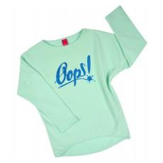 bluza o modnym kroju - A-7052