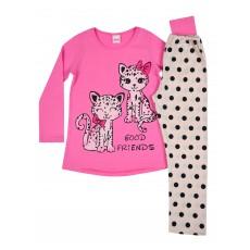 piżamka dziewczęca - A-7084