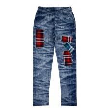 spodnie dziewczęce a`la jeans - A-7111