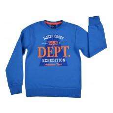 dresowa bluza chłopięca - GT-5524