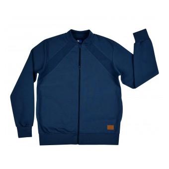 bluza męska długi zamek - GT-5481