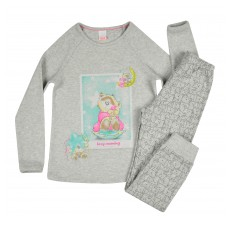 ciepła piżama dziewczęca - A-7149