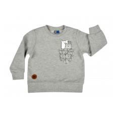 dresowa bluza dla maluszka - GT-5563