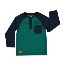 bluzka chłopięca z kieszonką - GT-4938