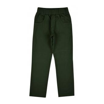 ocieplane spodnie chłopięce