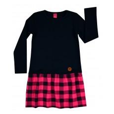 ciepła sukienka - A-7202