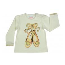 bluzeczka dziewczęca długi rękaw - A-7212