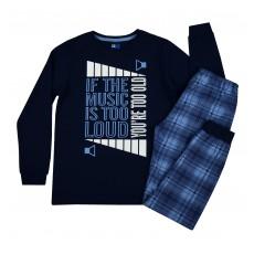 piżama chłopięca długi rękaw - GT-5549