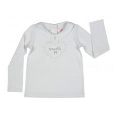 bluzeczka z kołnierzykiem - A-7214