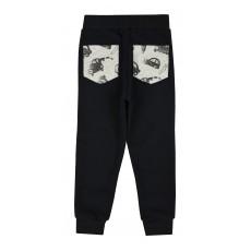 ciepłe spodnie dresowe chłopięce - GT-5659