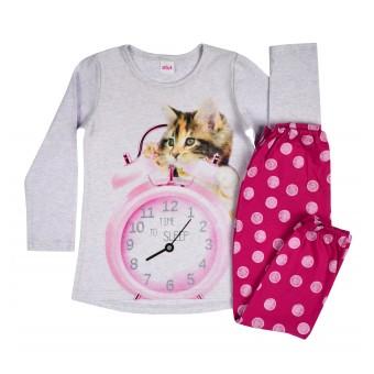 piżamka dziewczęca
