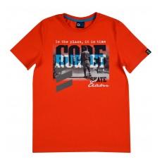 koszulka chłopięca krótki rękaw - GT-5156