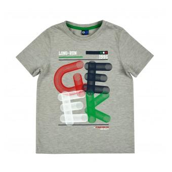 koszulka chłopięca krótki rękaw - GT-5741
